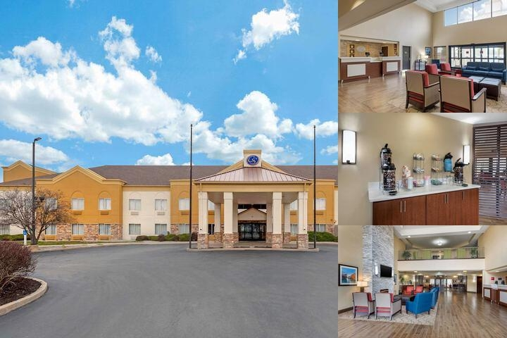 Comfort Suites Lafayette photo collage