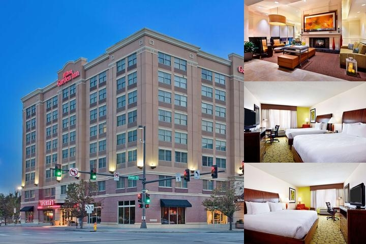 Hilton Garden Inn Omaha Downtown / old Market Area photo collage