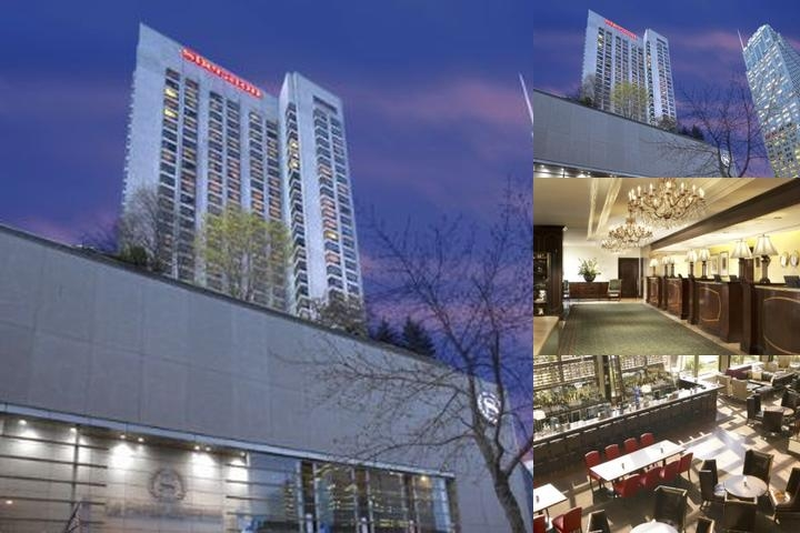 Le Centre Sheraton Montreal Hotel photo collage