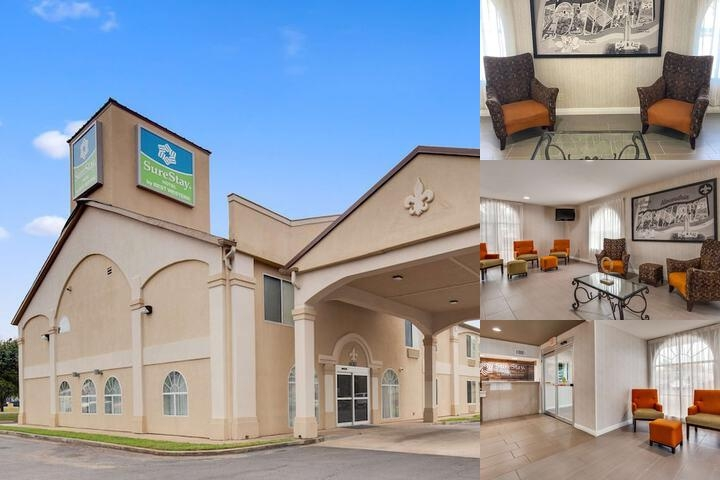 SureStay Hotel by Best Western Alexandria Airport photo collage