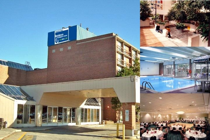Centennial Residence & Conference Centre photo collage