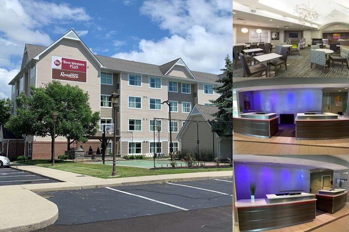 Best Western Plus Executive Residency Columbus / Worthington photo collage