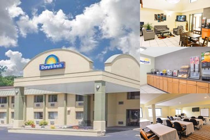 Days Inn Portage photo collage