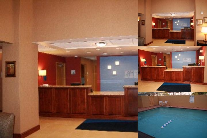 Holiday Inn Express & Suites Willows photo collage