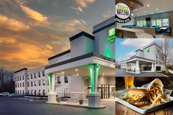 Holiday Inn Cheshire Southington photo collage