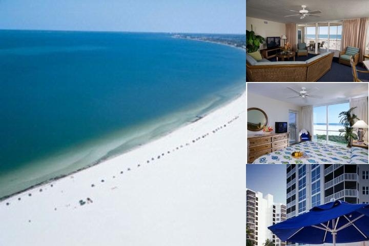 Gullwing Beach Resort photo collage