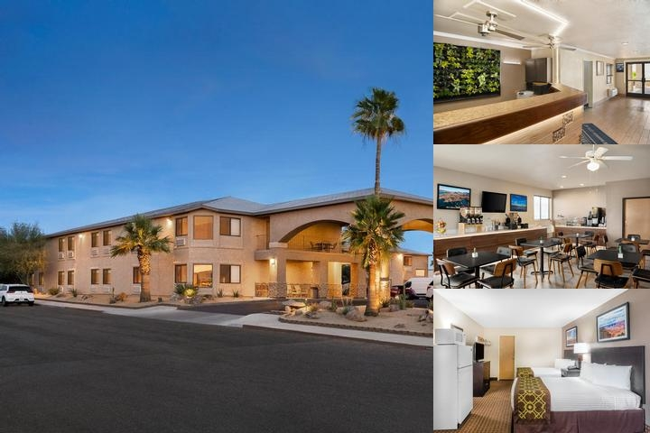 Travelodge by Wyndham Lake Havasu photo collage