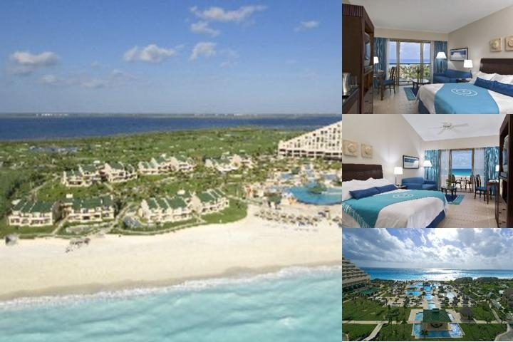 Hilton Cancun Golf & Spa Resort photo collage