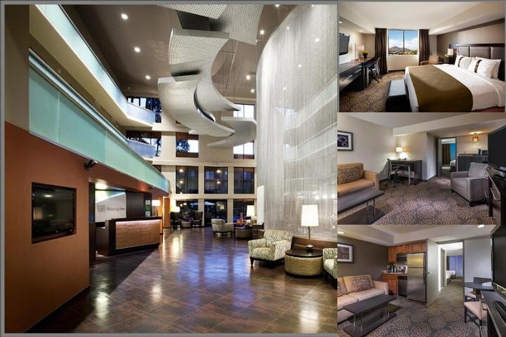 Holiday Inn & Suites Phoenix Airport North photo collage