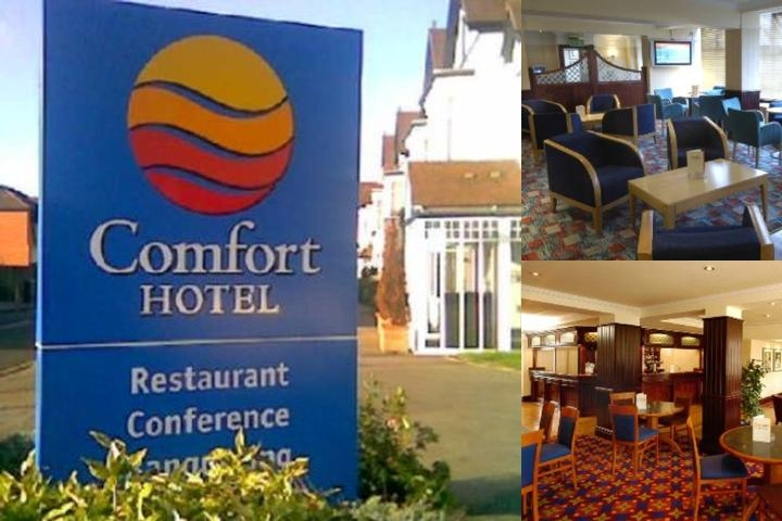 Comfort Hotel Harrow photo collage