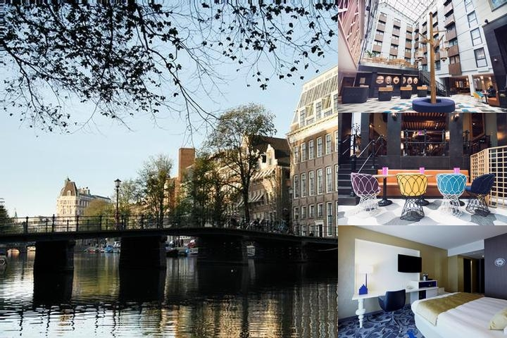 Radisson Blu Hotel Amsterdam photo collage