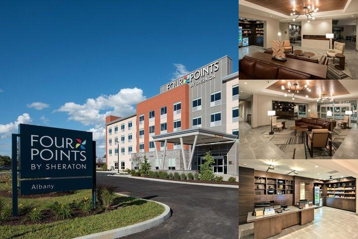 Four Points by Sheraton Albany photo collage