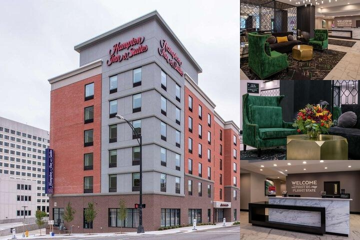 Hampton Inn & Suites Winston Salem Downtown photo collage