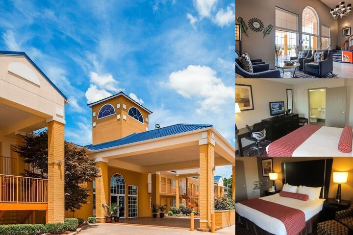 Best Western Van Buren Inn photo collage