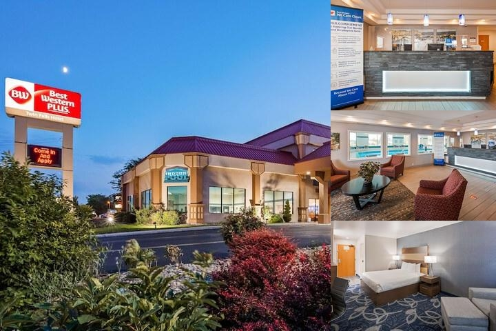 Best Western Plus Twin Falls Hotel photo collage