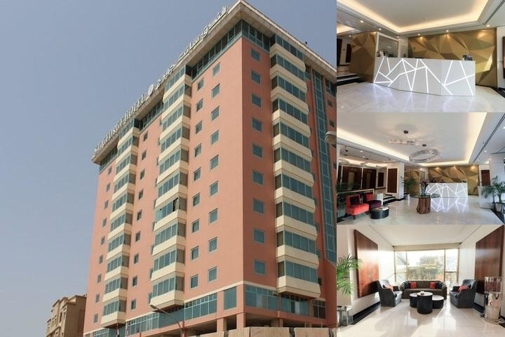 St. George Hotel photo collage