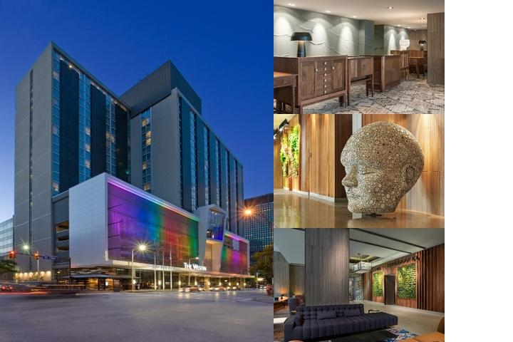 Westin Cleveland Downtown (Opening Spring 2014) photo collage