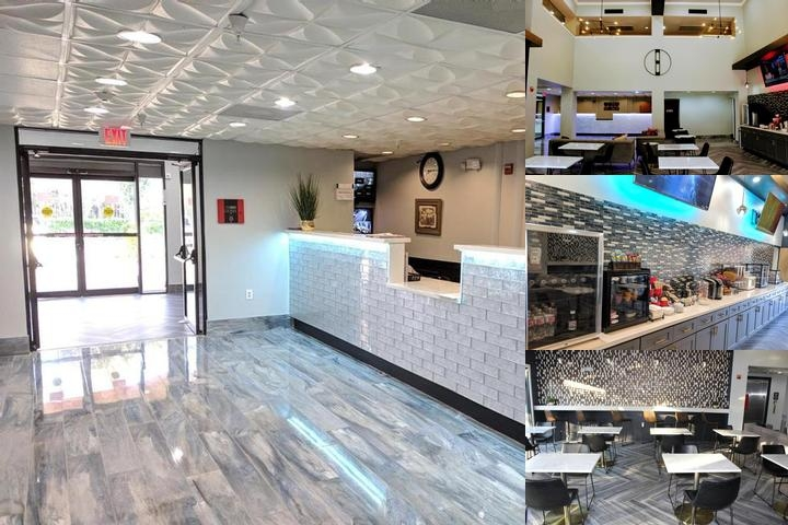 Best Western Plus Intercontinental Airport Inn photo collage