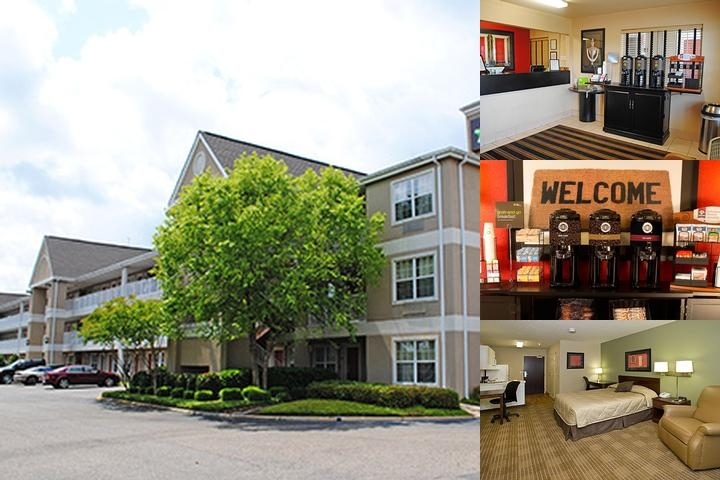 Extended Stay America Montgomery Eastern Boulevard photo collage