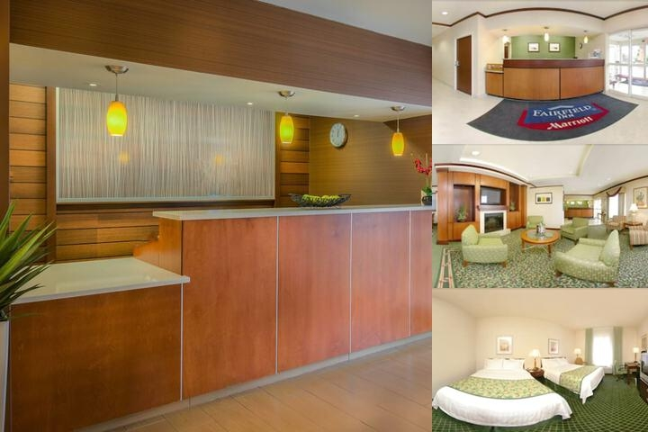 Fairfield Inn Richmond Chester photo collage
