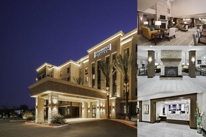Staybridge Suites Irvine photo collage