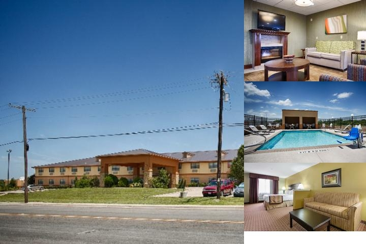 Best Western Temple Inn & Suites photo collage