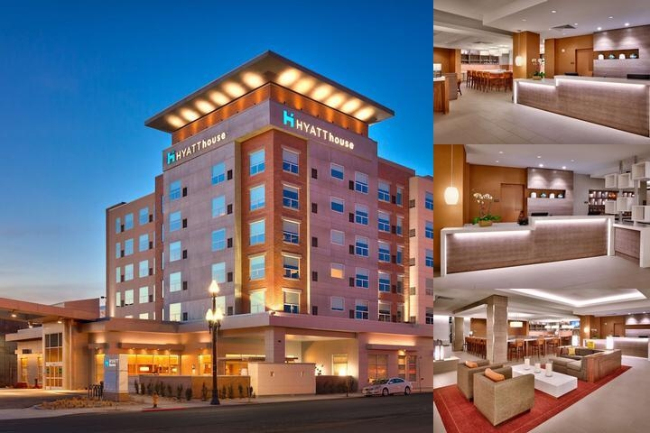 Hyatt House Downtown Salt Lake City photo collage