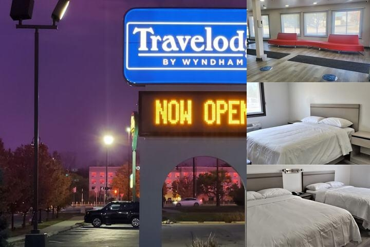 Travelodge photo collage