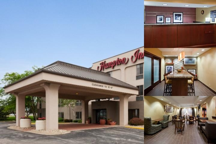 Hampton Inn Cedar Rapids photo collage