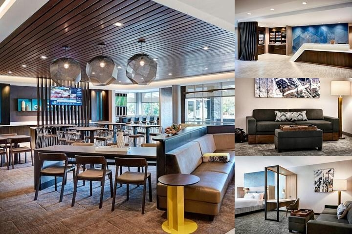 Springhill Suites by Marriott Hartford Cromwell photo collage