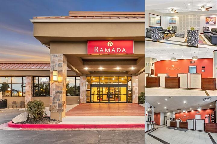 Ramada by Wyndham Salt Lake City Airport Hotel photo collage