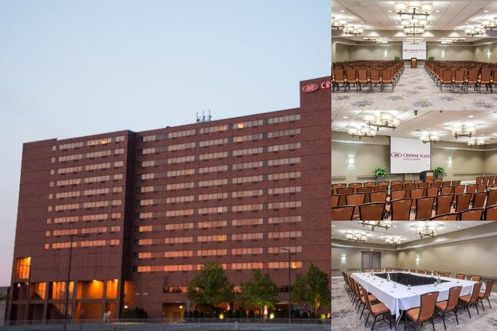 Crowne Plaza Minneapolis Int'l Airport Mall of Ame photo collage
