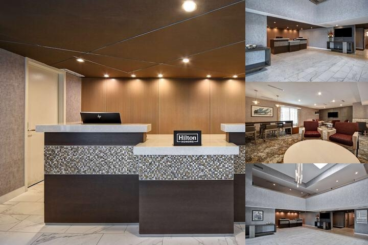 Doubletree by Hilton St. Louis Airport photo collage