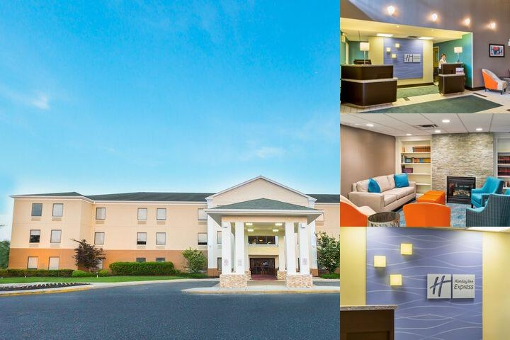 Holiday Inn Express & Suites Mt. Holly photo collage