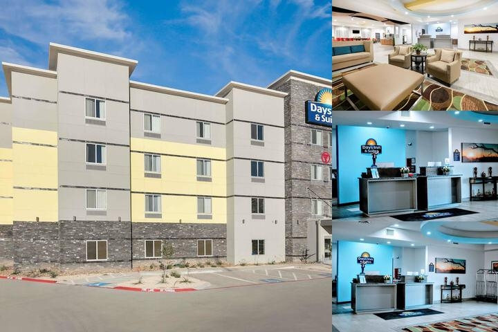 Days Inn & Suites by Wyndham Lubbock Medical Center photo collage