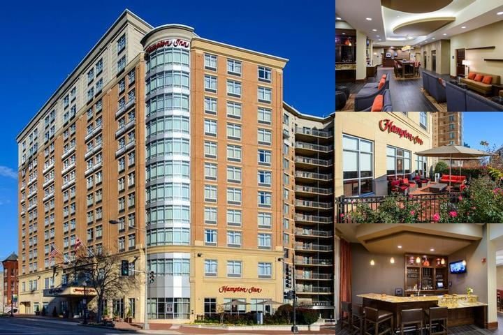 Hampton Inn Downtown DC Convention Center photo collage