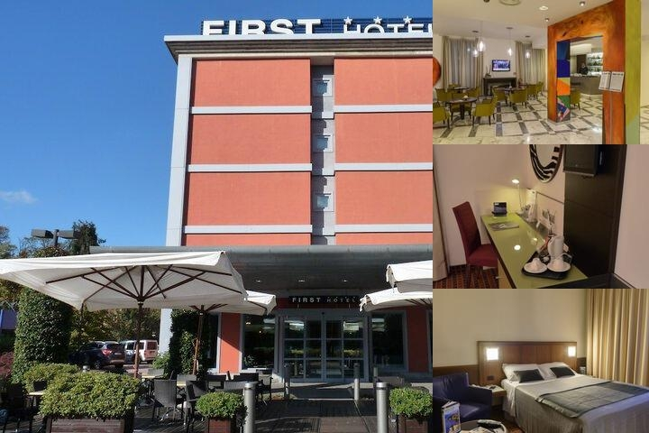 First Hotel Malpensa photo collage