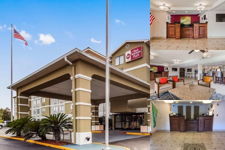 Best Western Plus Cypress Creek photo collage