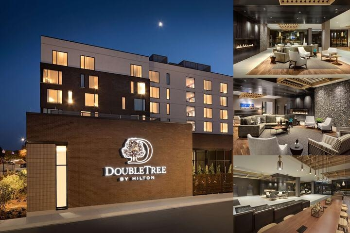 Doubletree by Hilton Greeley at Lincoln Park photo collage