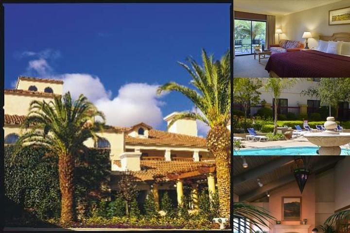 Doubletree by Hilton Sonoma Wine Country photo collage