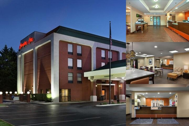 Hampton Inn Greenville / Travelers Rest photo collage