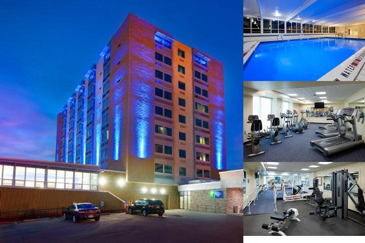 Holiday Inn Express & Suites Pittsburgh West photo collage