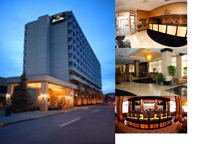 Poughkeepsie Grand Hotel photo collage