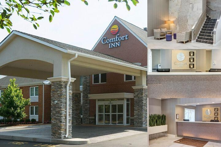 Days Inn Historic Area photo collage