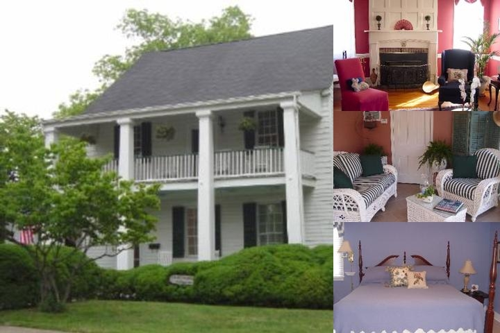 Grice Fearing House Bed & Breakfast photo collage