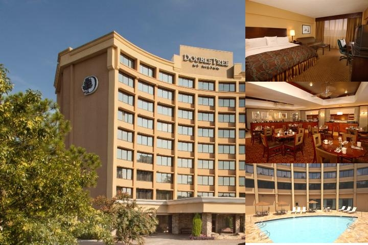 Doubletree by Hilton Atlanta North Druid Hills photo collage