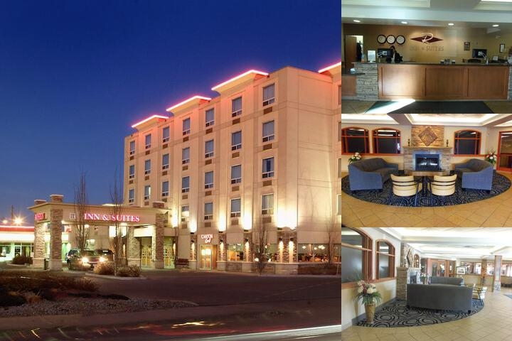 Rosslyn Inn & Suites photo collage