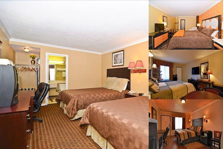 Santa Clarita Motel photo collage