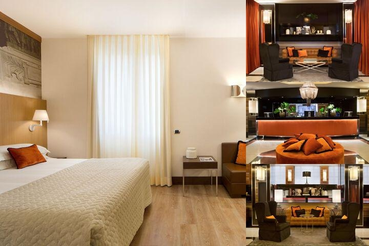 Starhotels Ritz Milan Via Spallanzani 40 20129