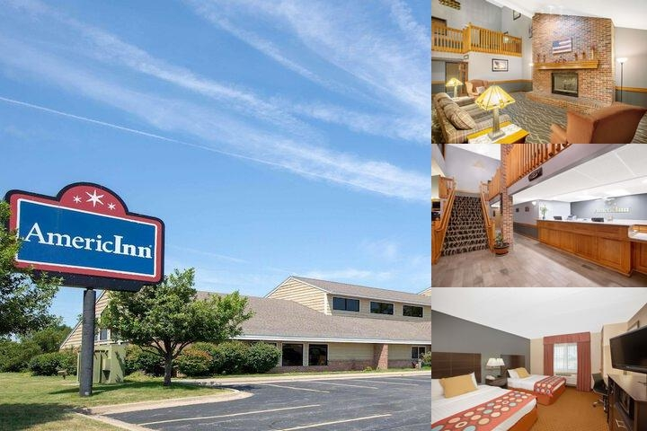 Americinn by Wyndham Coralville photo collage